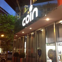 Photo taken at Coin by David D. on 4/26/2012