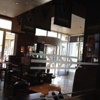 Photo taken at Gordon Biersch Brewery Restaurant by Daniel S. on 2/21/2012