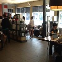 Photo taken at Starbucks by Trisha P. on 3/12/2012