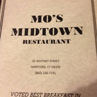Photo taken at Mo's Midtown by Katherine M. on 4/17/2012