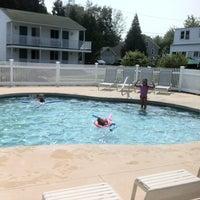 Photo taken at Ne'r Beach Motel by David B. on 8/22/2012