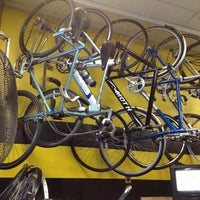 Photo taken at Bicycle Station by Blushing L. on 5/4/2012