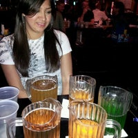 Photo taken at Lucky's Pub by edith c. on 3/29/2012