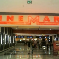 Photo taken at Cinemark by Marcelo R. on 4/4/2012