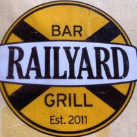 Photo taken at Railyard Bar & Grill by Ian R. on 3/30/2012