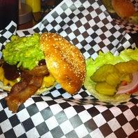 Photo taken at Superburger by Lindsey on 9/4/2012