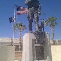 Photo taken at General Patton Memorial Museum by Ken F. on 5/21/2012