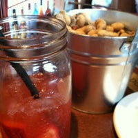 Photo taken at Logan's Roadhouse by Carrie M. on 7/19/2012
