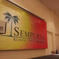 Photo taken at Sempurna Resort by Murni K. on 4/22/2012