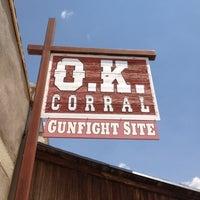Photo taken at O.K. Corral by Daniel W. on 7/2/2012