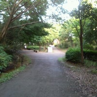 Photo taken at 大原みねみち公園 by Ren on 7/8/2012