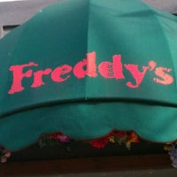 Photo taken at Freddy's Bar by Stan K. on 2/22/2012