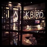 Photo taken at Blackbird Gastropub by Miguel G. on 4/12/2012