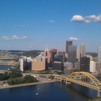 Photo taken at Duquesne Incline by Rajarshi D. on 8/18/2012