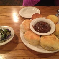 Photo taken at Cracker Barrel Old Country Store by Britney Z. on 2/29/2012