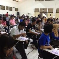 Photo taken at GSG FK UNDIP Semarang by igar k. on 5/13/2012