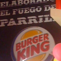 Photo taken at Burger King by Evy on 4/30/2012