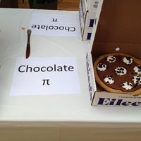 Photo taken at Pi(π)Daypocalypse 2012 by Amy C. on 3/14/2012