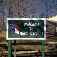 Photo taken at North Carolina Welcome Center by Steven F. on 2/12/2012