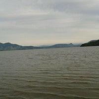 Photo taken at Lagoa De Barra Nova by José B. on 2/20/2012