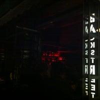 Photo taken at Backstreet Bar by Natasha S.🎀 on 5/9/2012