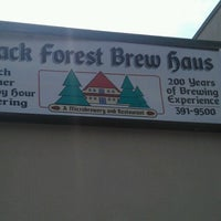 Photo taken at Black Forest Brew Haus by Michael S. on 9/2/2012