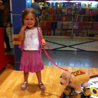 Photo taken at Build-a-Bear Workshop by Adriana R. on 4/8/2012