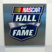 Photo taken at NASCAR Hall of Fame by Peter L. on 4/19/2012