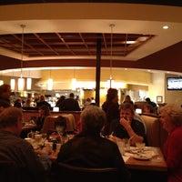 Photo taken at California Pizza Kitchen at The Lakes at Thousand Oaks by Kirit S. on 2/12/2012