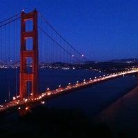 Photo taken at Vista Point by clogozm on 8/27/2012
