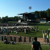 Photo taken at Fifth Third Bank Ballpark by Molly L. on 7/8/2012