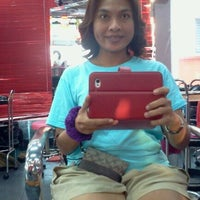 Photo taken at New Hair by Sunsmile I. on 4/28/2012