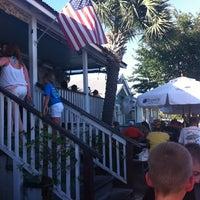 Photo taken at Poe's Tavern by Jenny C. on 7/14/2012