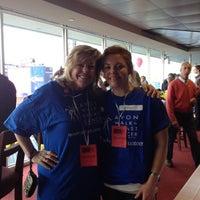 Photo taken at Putnam Club - Gillette Stadium by Sheryle D. on 2/4/2012