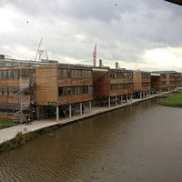 Photo taken at Jubilee Campus by Sundeep D. on 5/14/2012