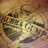Photo taken at Bubba Gump Shrimp Co. by Kurtis H. on 6/20/2012