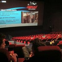 Photo taken at Cineplexx Innsbruck by Hawkeye on 5/25/2012