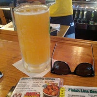 Photo taken at Quaker Steak & Lube® by Christopher H. on 7/30/2012