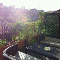 Photo taken at Hotel Condotti by Angela S. on 4/12/2012