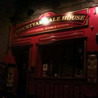 Photo taken at The Courtyard Ale House by Shiela B. on 2/8/2012