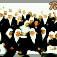 Photo taken at SMK Farmasi Surabaya by May A. on 3/23/2012