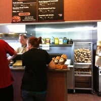 Photo taken at Penn Station East Coast Subs by De S. on 4/17/2012