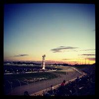 Photo taken at Atlanta Motor Speedway by Doug W. on 9/2/2012