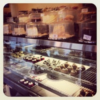 Photo taken at Magnolia Bakery by Michael A. on 9/10/2012