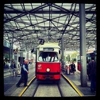 Photo taken at Praterstern by Gabi H. on 7/20/2012