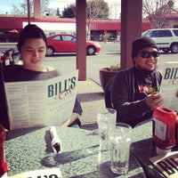 Photo taken at Bill's Cafe by Yvonne P. on 2/12/2012