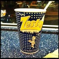 Photo taken at Zesto Drive-Ins by Jared on 9/10/2012