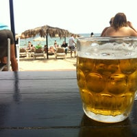 Photo taken at Pago Pago beach bar by Martin S. on 8/13/2012