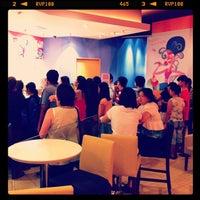 Photo taken at Baskin Robbins by Jonathan K. on 7/31/2012