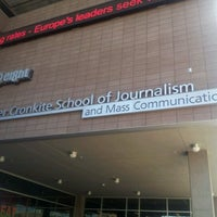 Photo taken at Walter Cronkite School of Journalism & Mass Communication by Claudia S. on 5/23/2012